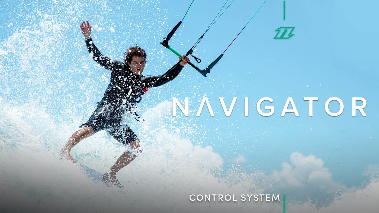 North Kiteboarding Navigator control system 2021